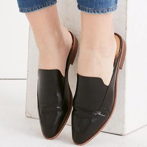 Madewell Loafer Mule in Black